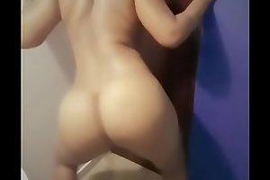 my sexy Indian Desi Muslim wife dance