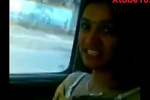 Indian Desi Bhabi Fucked in car full Sex Video
