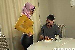 Busty Muslim Fucked Hard