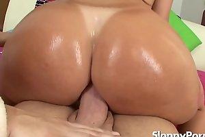 Alana Evans and Tiffany Mynx wet anal