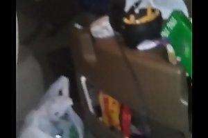 Pissing in the van