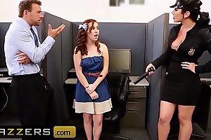 Big TITS in uniform - (Jayden Jaymes, Erik Everhard) - Campus Security - Brazzers