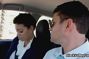 Black cutie rimmed after failed driving test