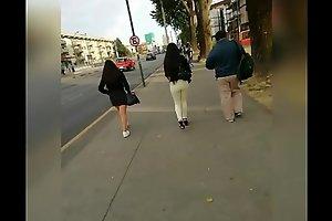Culito en la calle