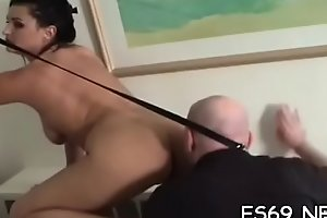 Sexual perfection cums while riding