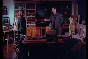 Lusty brunette MILF sucks guy's porn video  tool on her knees then gets anal