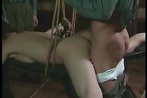prisoner of war abused