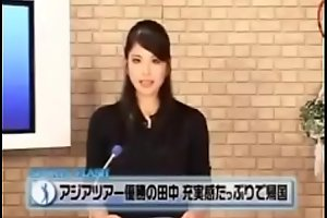 Japanese sports news flash anchor fucked from behind Download full:http://zipansion.com/1S0b5