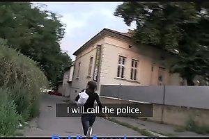 Publicagent sexy unlighted acquires screwed around my motor car
