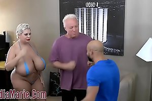 Successfully mamma claudia marie tore nearly wits 2 resentful studs