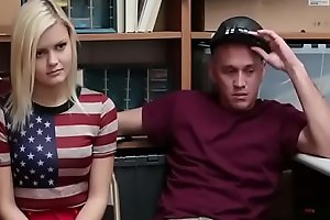 Shoplyfter - Old hat modern Fucked By Sleazy Officer and Boyfriend Watches