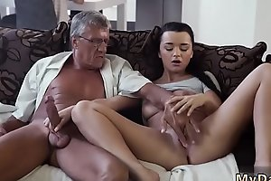 Cock in the horny old mom and daddy friend'_s son assignment xxx What