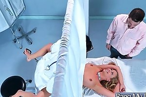Horny Patient (Cherie Deville) And Doctor In Hard Sex Adventures mov-10