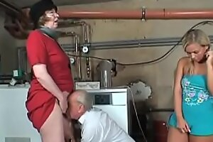 Old hard up persons prefer to bang young and shy boyhood Vol. 34