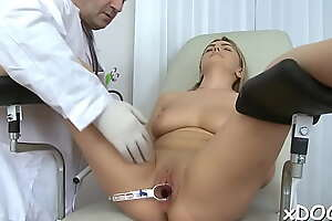 Nude maiden Petra C gets banged in several ways